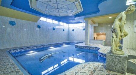 Swimming pool Hotel Complejo ATH Real de Castilla