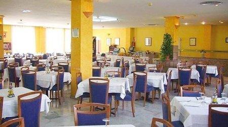 Restaurant ATH Andarax Hotel