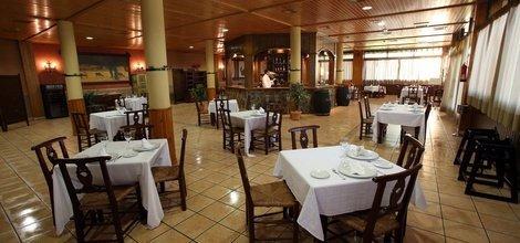 RESTAURANT ATH Cañada Real Plasencia Hotel