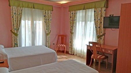 Room Hotel Complejo ATH Real de Castilla