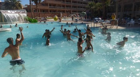 KANGOO CLUB ATH Las Salinas Park Hotel