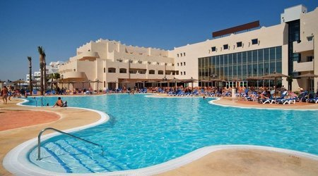 Swimming pool ATH Cabo de Gata Hotel