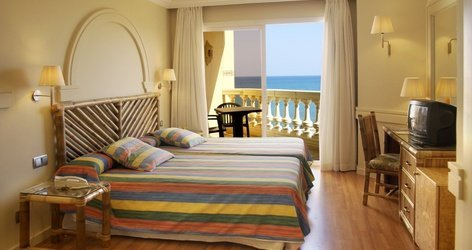 DOUBLE ROOM ATH Portomagno Hotel