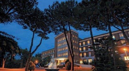 Facade ATH Green Park Hotel Pamphili