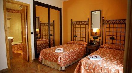 Room ATH Santa Bárbara Sevilla Hotel