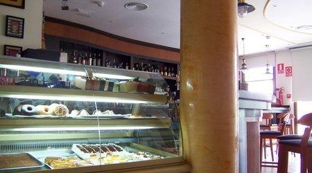Cafe bar ATH Santa Bárbara Sevilla Hotel