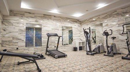 Fitness center Hotel Complejo ATH Real de Castilla