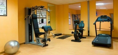 STAY FIT ATH Green Park Hotel Pamphili