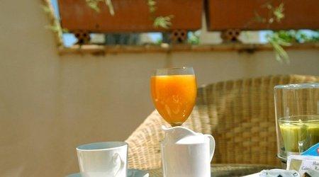 Breakfasts ATH Santa Bárbara Sevilla Hotel