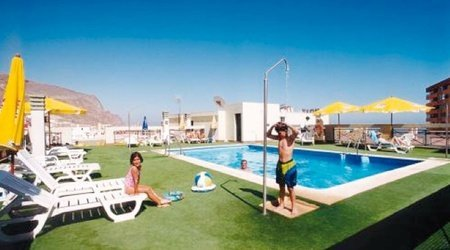 Swimming pool ELE Andarax Hotel