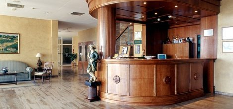 24 HOUR RECEPTION ATH Cañada Real Plasencia Hotel
