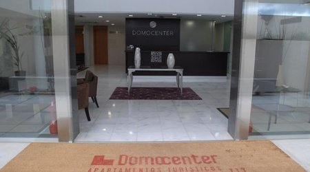 Reception ELE Domocenter Apartments