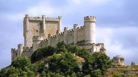Peñafiel castle ATH Ribera del Duero Hotel