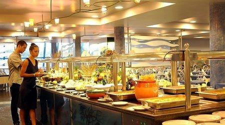 Buffet ATH Portomagno Hotel