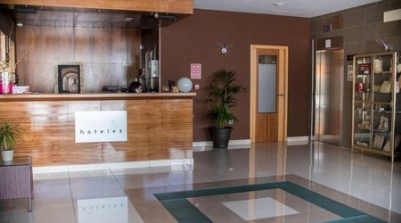 Reception ATH Al-Medina Wellness Hotel