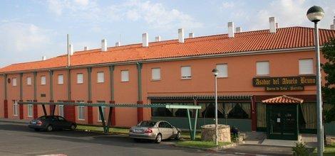 PARKING ATH Cañada Real Plasencia Hotel
