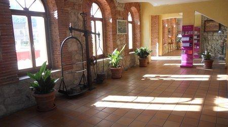 Reception ATH Ribera del Duero Hotel