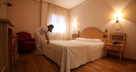 DOUBLE ROOM (3 ADULTS) ELE Cañada Real Plasencia Hotel
