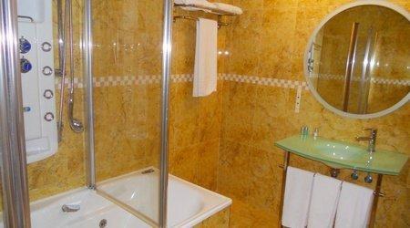 Bathroom  ATH Ribera del Duero Hotel