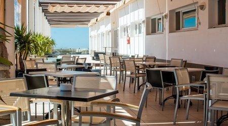Terrace ATH Al-Medina Wellness Hotel
