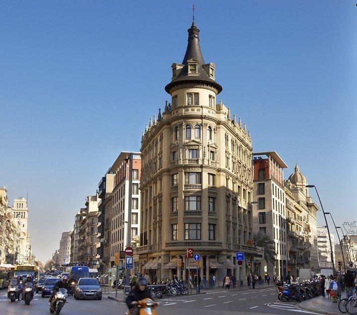 Ath citypark pelayo barcelona hotel in barcelona city center official website for Living room city center barcelona